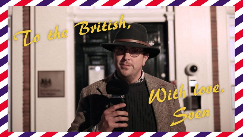 Brief aan de Britten